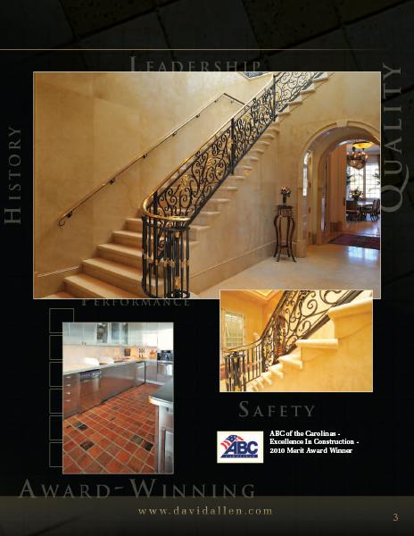 Tile Project Gallery David Allen Company